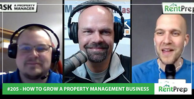 #206 How To Grow A Property Management Business