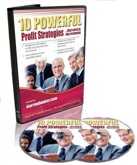 Darren Hunter - 10 Powerful Profit Strategies