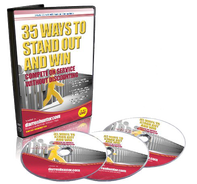 Darren Hunter - 35 Ways to Stand Out and Win