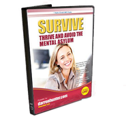 Darren Hunter - Survive Thrive and Avoid the Mental Asylum